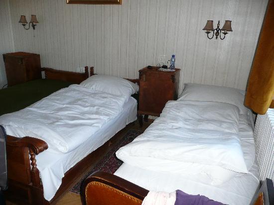 Gardonyi Guesthouse: Our room