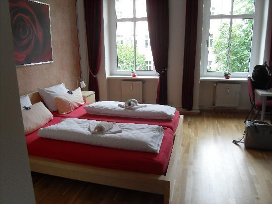 Pension 58 Berlin Mitte: chambre double