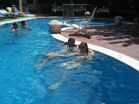 Hotel Juniper: siesta pool