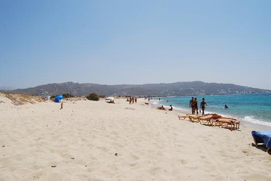 بلازا بيتش هوتل: Plaka beach