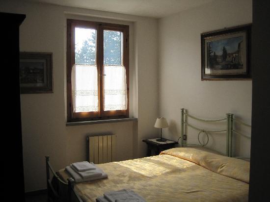 ヴィッキオ, イタリア, 狭いお部屋