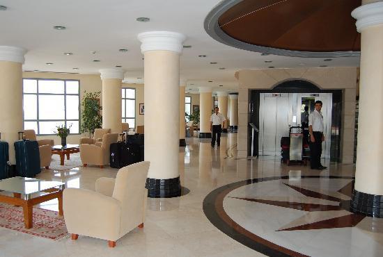 Sunrise Hotel: Reception Area