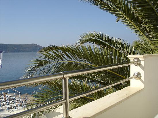 Hotel Perla : Our terrace