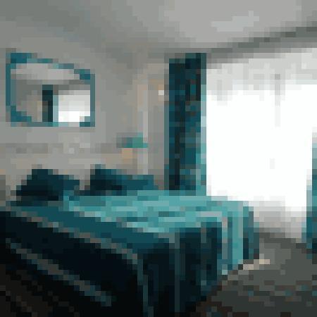 Le Martray : Chambre