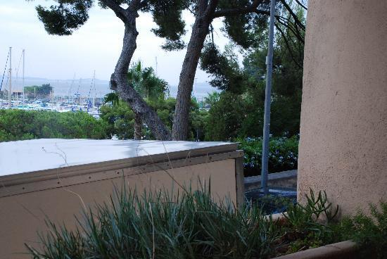 Maeva Residence Louis Lumiere: livraisons au balcon
