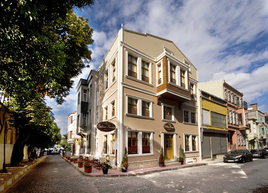 Hotel Sultan House: Outview