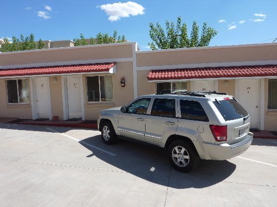 Adventure Inn & Motel: Camera