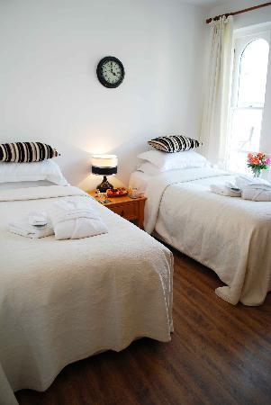 Abergavenny Bed and Breakfast: superb sleep