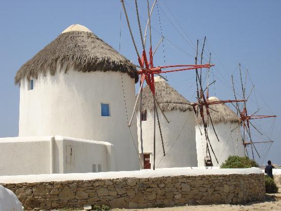 Hotel Tagoo: Los molinos