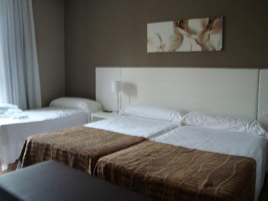 Hotel Balneario Alhama de Aragon: Habitación