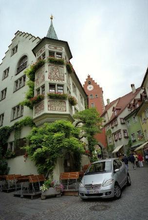 Meersburg (Bodensee), Germany: とにかくお洒落な建物が多い