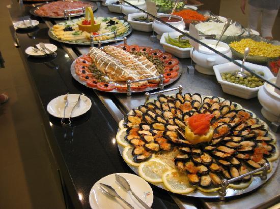 Hipotels Cala Millor Park : tous les jours de nouveau menu