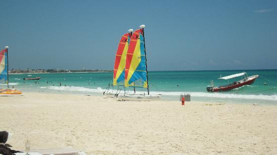 Secrets Maroma Beach Riviera Cancun: waterports are available