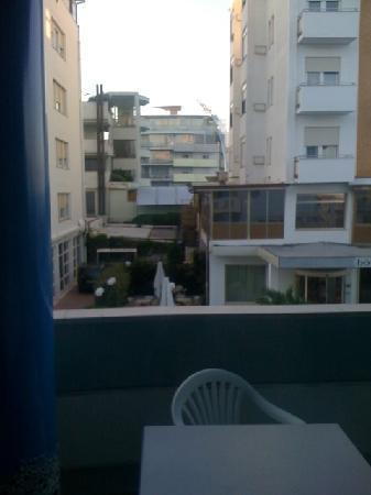 Hotel Royal: ecco la vista mare