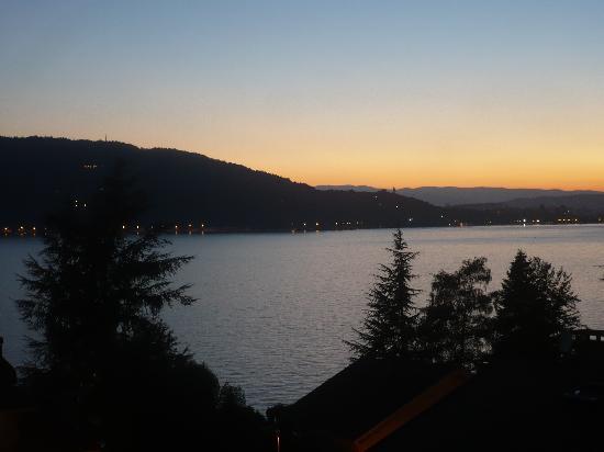 Les Terrasses du Lac: ce n'est qu'un quart de ce que l'on voit.