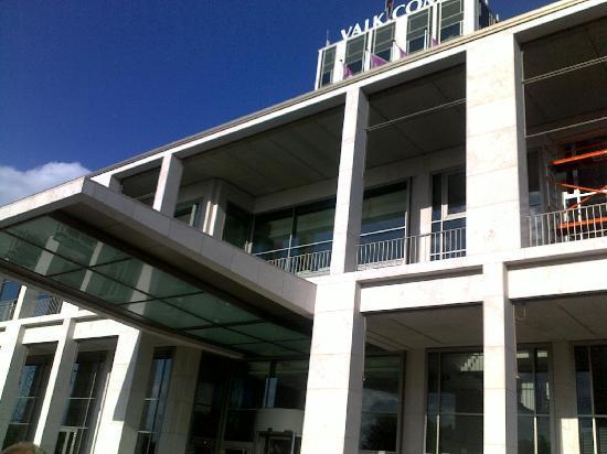 Van der Valk Airporthotel Duesseldorf: Outside