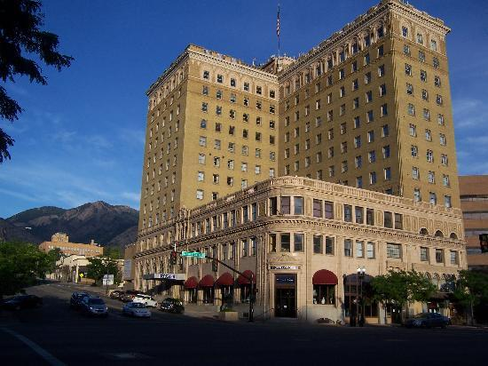 Ben Lomond Suites Historic Hotel, an Ascend Collection Hotel: near the mountains
