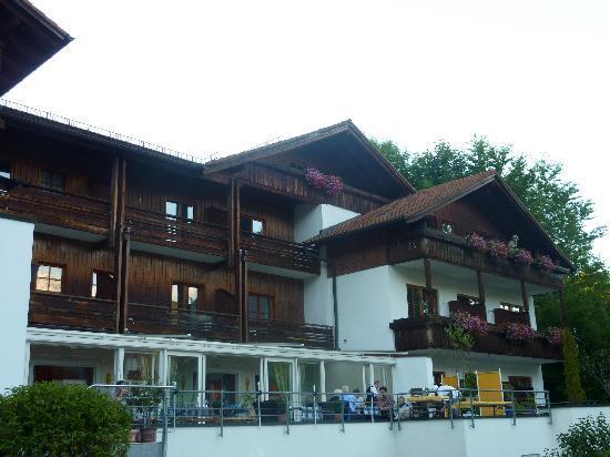 Hotel Wiedemann: Facciata