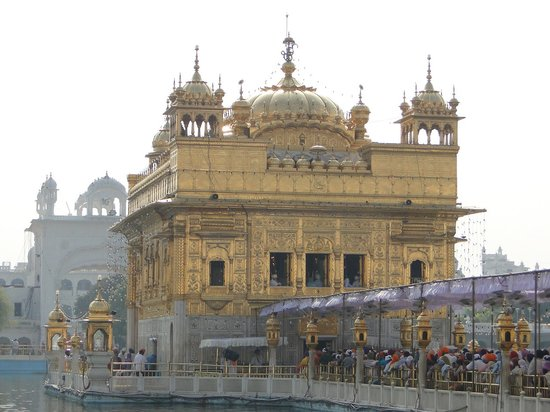 Amritsar, Indie: Golden Temple