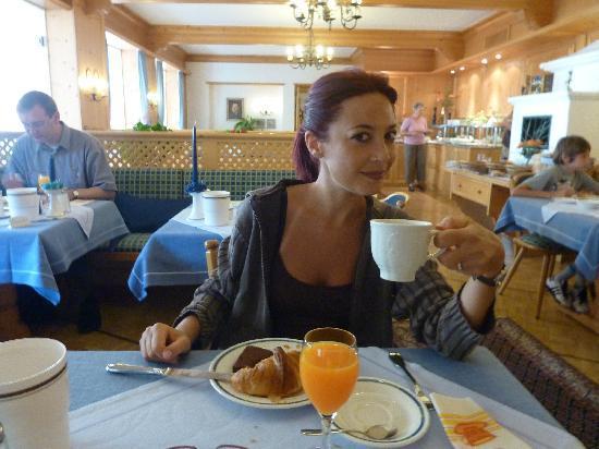Hotel Wiedemann: Colazione