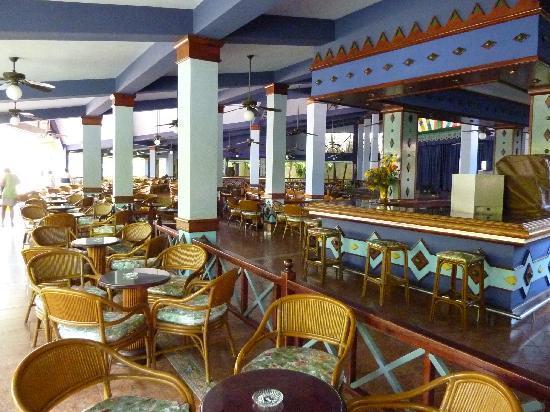 ClubHotel Riu Merengue : Un théâtre dans chaque hôtel pour les animations
