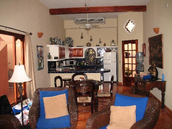 Hotel Xalteva: Inside of condo