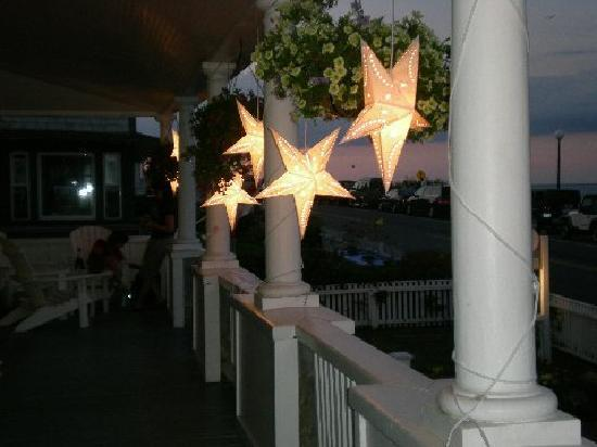 Isabelle's Beach House: Illuminated Stars
