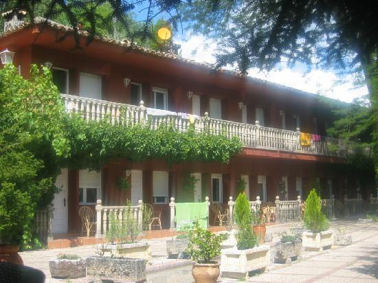 Hotel Rural Noguera de la Sierpe: habitaciones