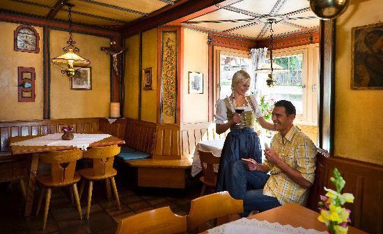 Hotel Masl - Valles - Stube tirolese tradizionale