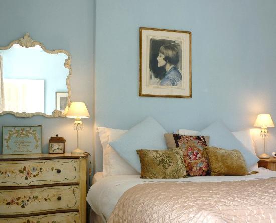 Tinto House B&B: The Blue Room