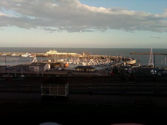 Royal Harbour Hotel: What a view!