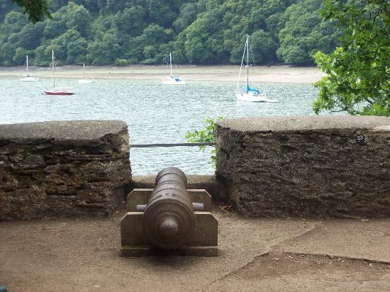 Dartmouth, UK: The battery