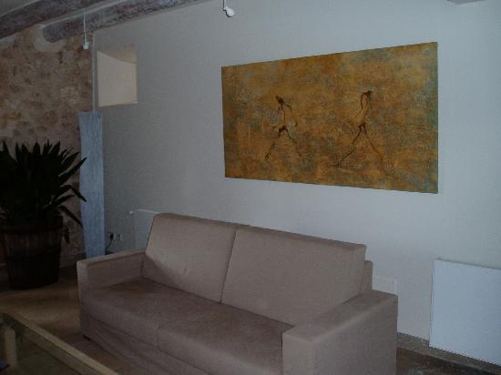 Sa Franquesa Nova: Interior view