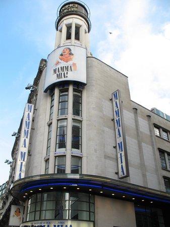 Prince of Wales Theatre London Musical Mamma Mia