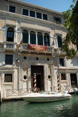 호텔 카 벤드라민 디 산타 포스카