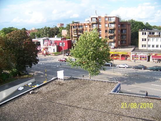 Panorama Inn Hotel And Boardinghaus: Blick auf Billstedter Hauptstraße II
