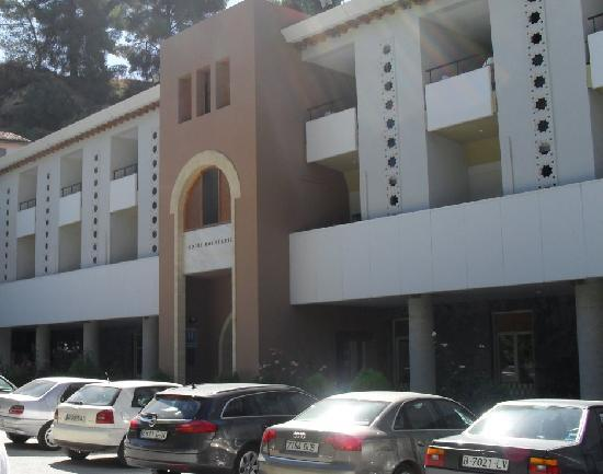 Balneario de Alhama de Granada Hotel: esterno