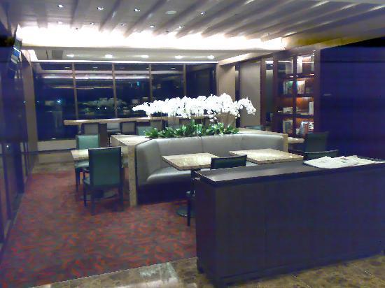 The Westin Chosun Seoul : Executive Club Lounge