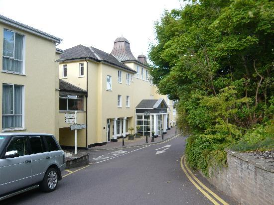 The Montenotte Hotel : Nice and cozy hotel