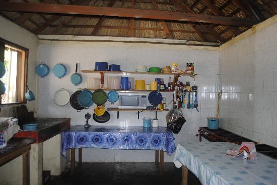 Mazunte, México: cocina