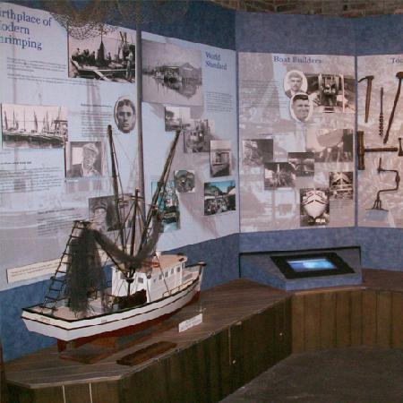 Amelia Island Museum of History : The Nassau County Exhibit