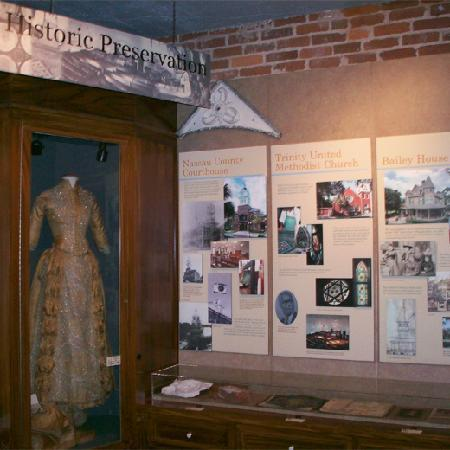 Amelia Island Museum of History : The Preservation Room