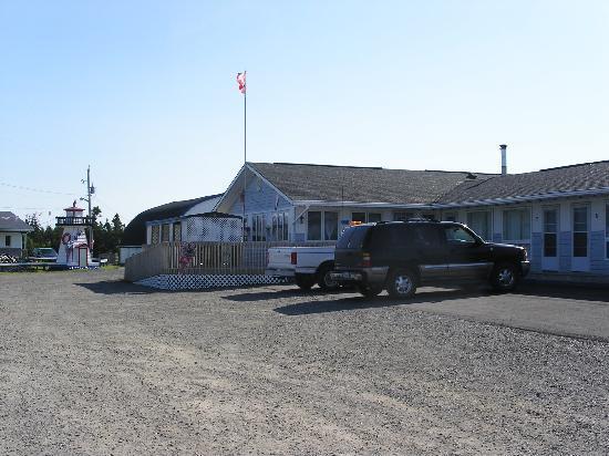 Canso, Canadá: Aussenansicht