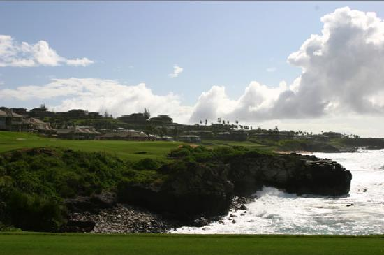 Μάουι, Χαβάη: Maui offers something for every golfer.  With over 15 courses to choose from, many with ocean vi