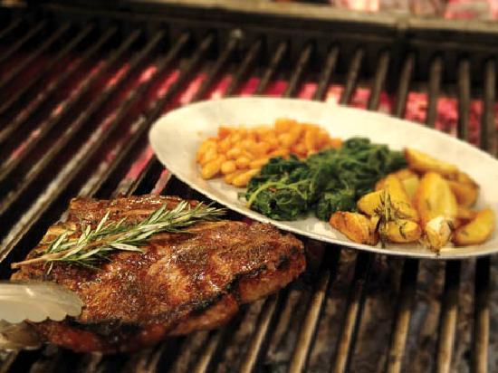 Il Fornaio: Bistecca Steak