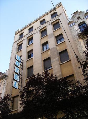 Hotel Peninsular Girona