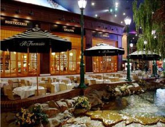 Italian Restaurants South Las Vegas Strip