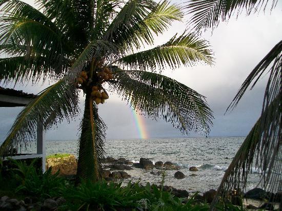 Big Corn Island, นิการากัว: Dopo la pioggia,torna sempre il sereno.