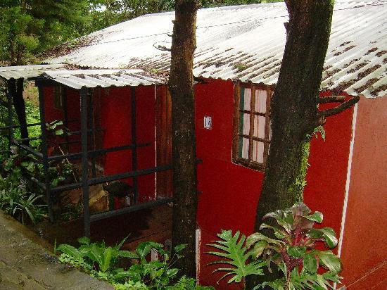 Hotel Las Cabanas de Apaneca: Esterno