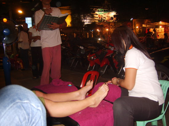 Full Moon Massage, Chiang Mai